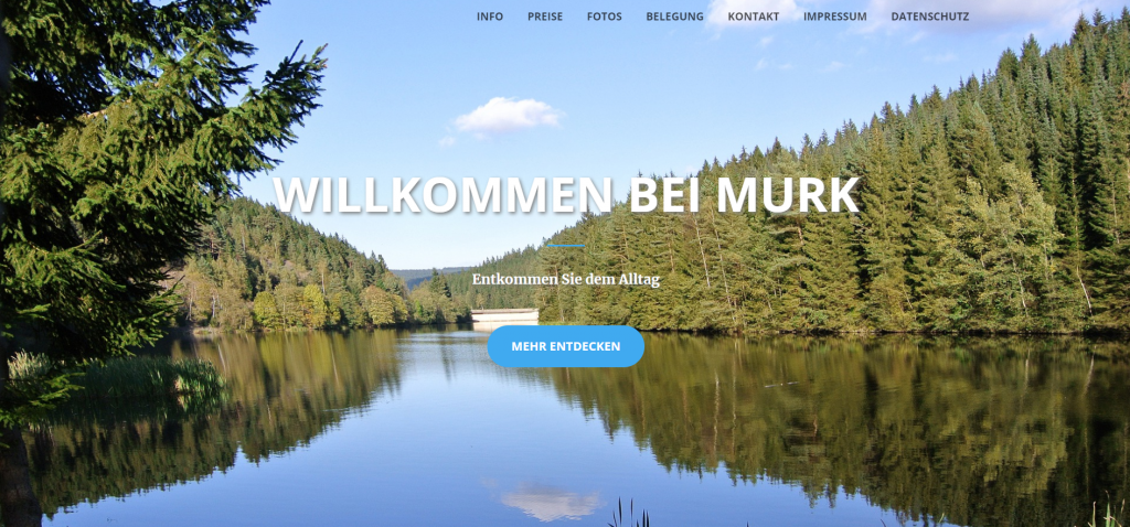 Read more about the article Ferienwohnung MURK